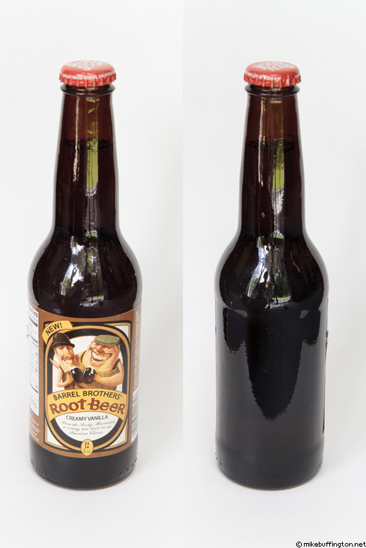 Barrel Brothers Root Beer Creamy Vanilla