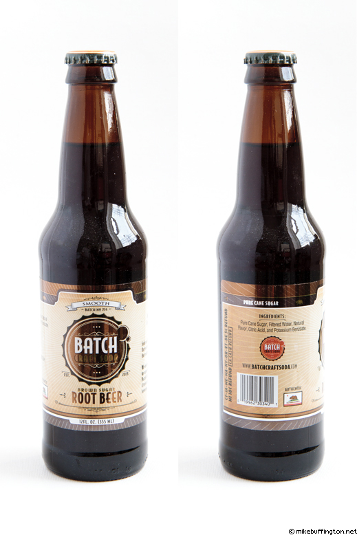 Batch Craft Soda Brown Sugar Root Beer