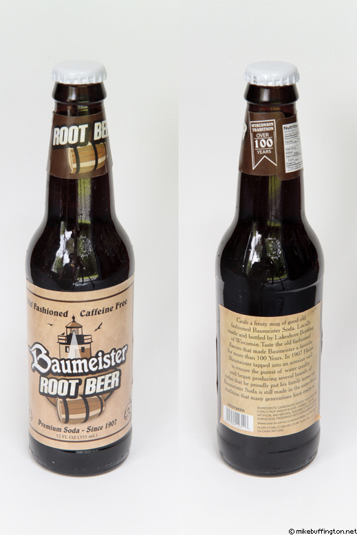 Baumeister Root Beer