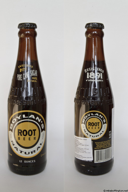 Boylan's Natural Root Beer