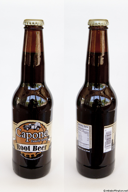Capone Family Secret Root Beer