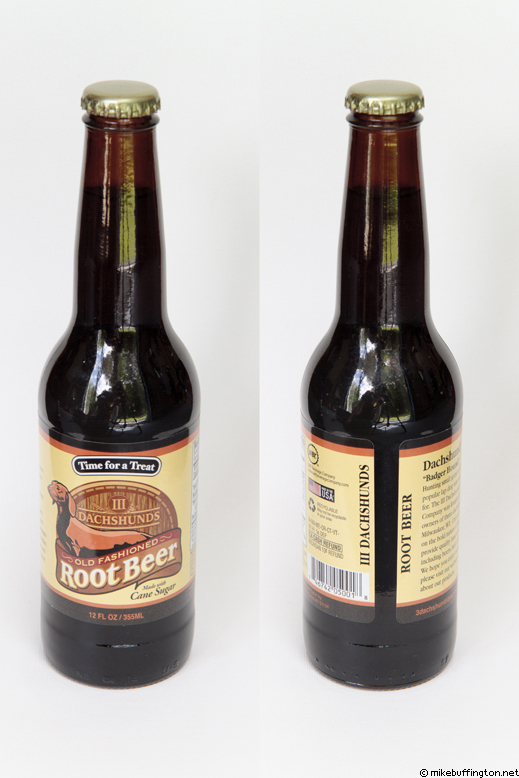 Dachshunds Root Beer