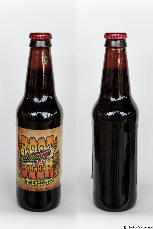 Dougie Dog Butterscotch Root Beer