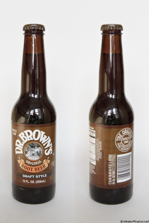 Dr Brown's Original Root Beer