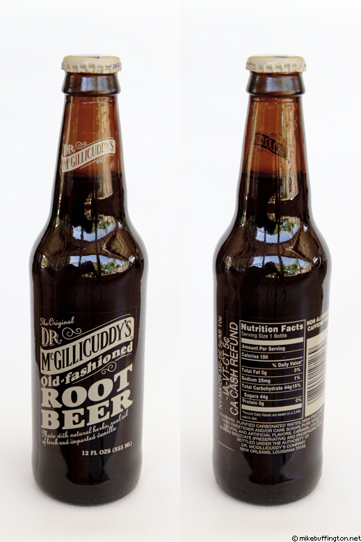 Dr. McGillicuddy's Old-fashioned Root Beer