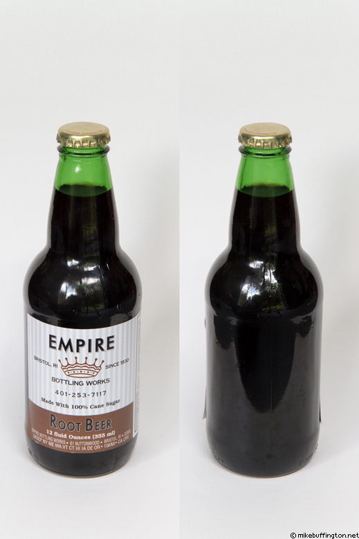 Empire Bottling Works Root Beer