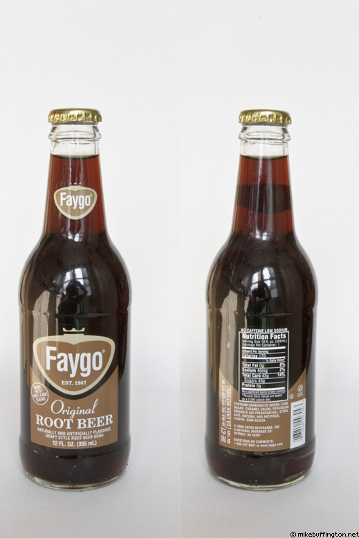 Faygo Original Root Beer