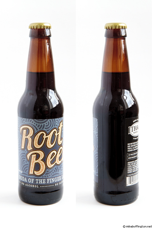 Soda of the Finger Lakes Root Beer
