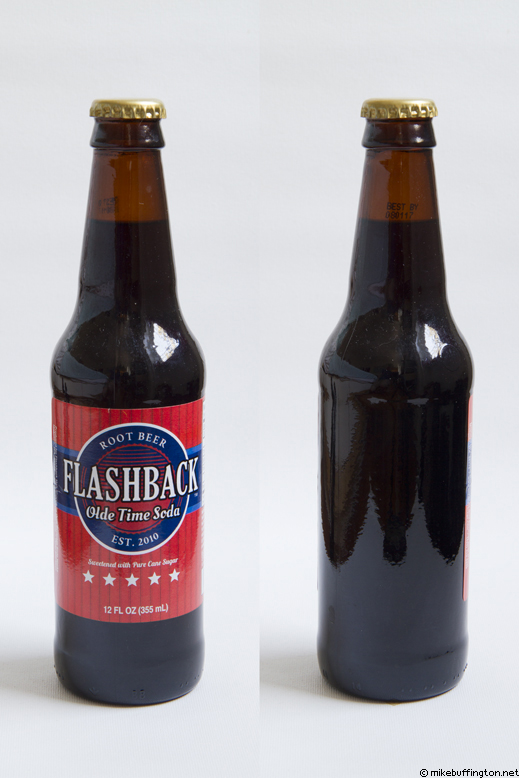 Flashback Olde Time Soda Root Beer
