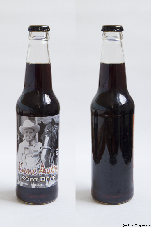 Gene Autry Root Beer