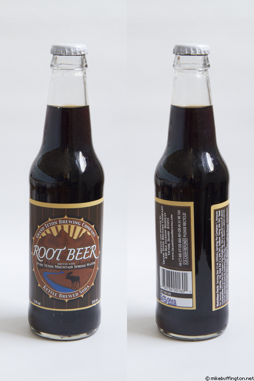 Grand Teton Brewing Company Root Beer