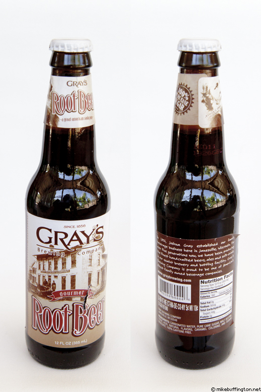 Gray's Root Beer