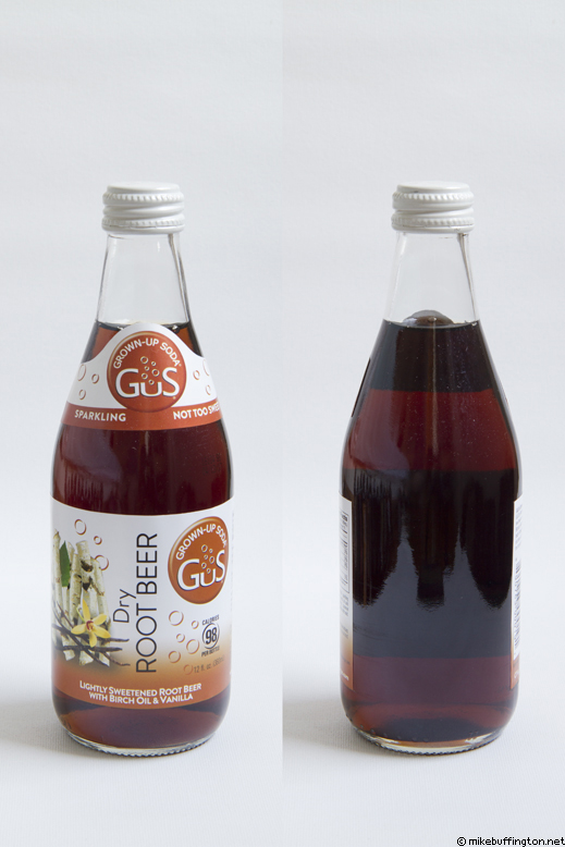 Grown-Up Soda Dry Root Beer