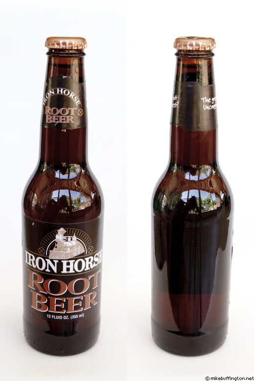 Iron Horse Premium Root Beer