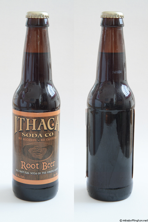 Ithaca Soda Co. Root Beer