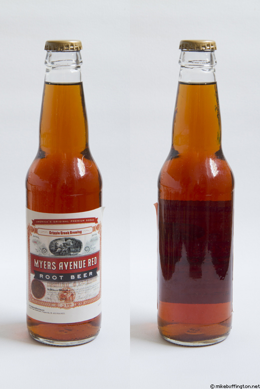 Myers Avenue Red Root Beer
