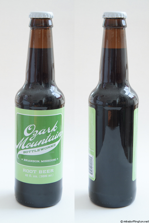 Ozark Mountain Bottleworks Root Beer