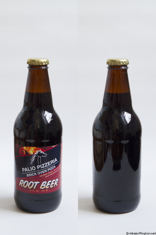 Palio Pizzeria Root Beer