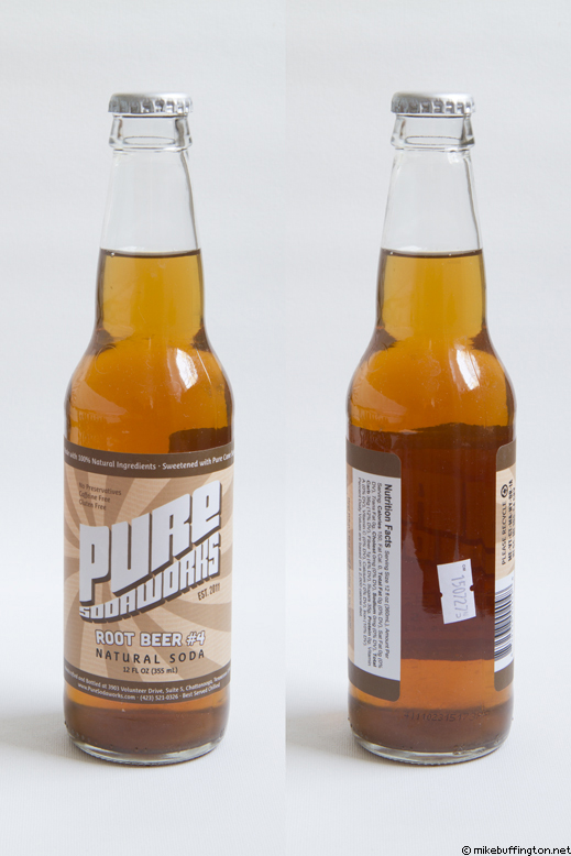 Pure Sodaworks Root Beer #4