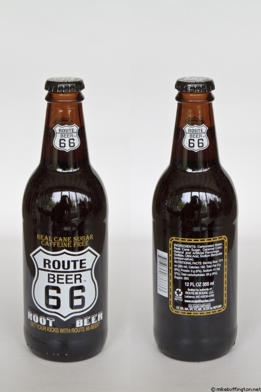 Route 66 Beer Root Beer