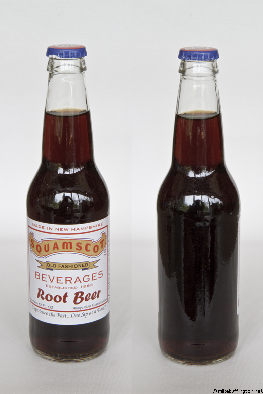 Squamscot Old Fashioned Root Beer