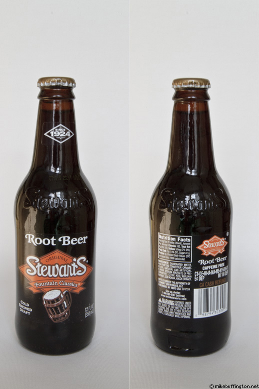 Stewart's Fountain Classics Original Root Beer