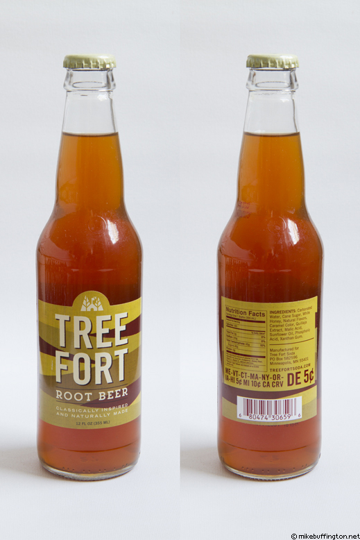 Tree Fort Root Beer