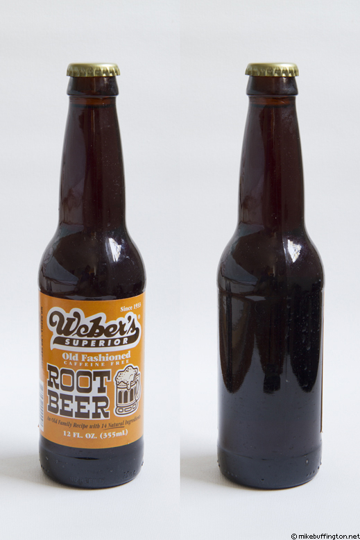 Weber's Superior Root Beer
