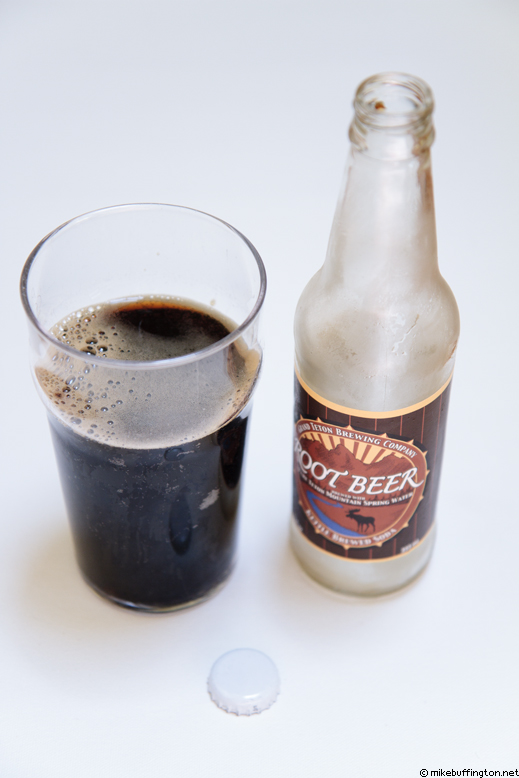 Grand Teton Brewing Company Root Beer Poured