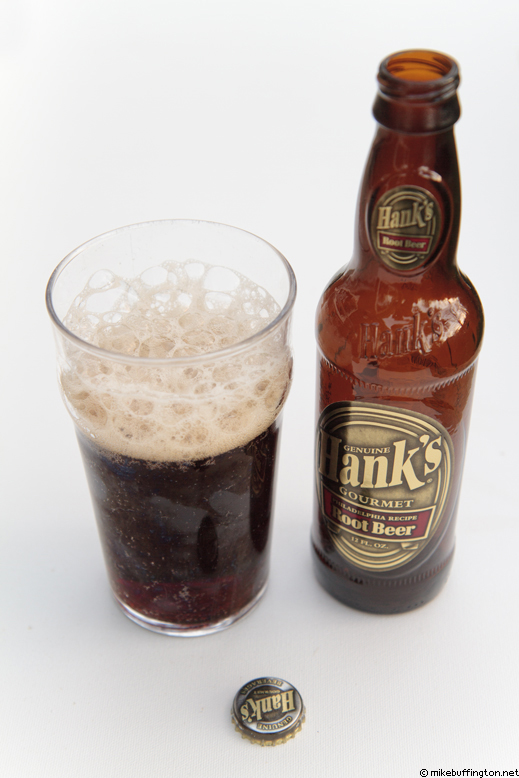 Hank's Genuine Premium Philadelphia Recipe Poured